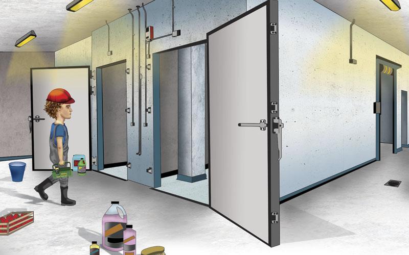 Limpieza y Sanitización de cuartos fríos – Revista Cero Grados